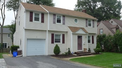 Tenafly Single Family Home For Sale: 5 Colonial Road