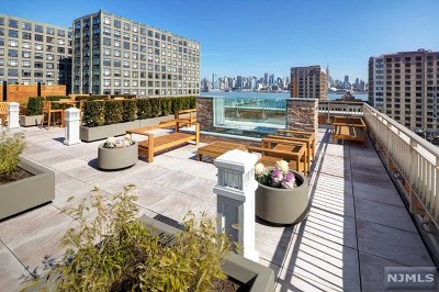 Hoboken Condo/Townhouse For Sale: 1450 Washington Street #621