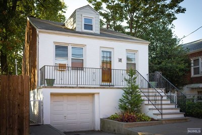 Hudson County Single Family Home For Sale: 9028 Palisade Avenue