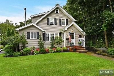 Hackensack Single Family Home For Sale: 236 Herman Street