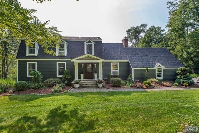 West Milford Single Family Home For Sale: 149 Henderson Road