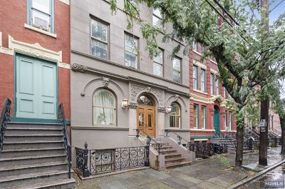 Jersey City Condo/Townhouse For Sale: 264 9th Street #2o