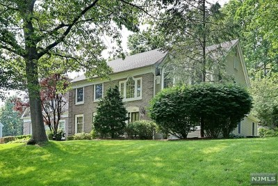 Wyckoff Single Family Home For Sale: 366 Sturbridge Road