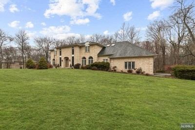 Morris County Single Family Home For Sale: 27 Waughaw Road