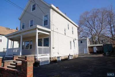 Passaic Multi Family 2-4 For Sale: 435-439 Highland Avenue