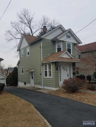 Waldwick Single Family Home For Sale: 18 Maple Avenue