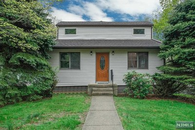 Closter Single Family Home For Sale: 19 Division Street