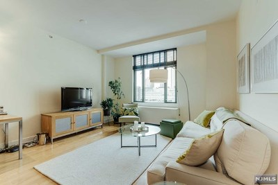 Jersey City Condo/Townhouse For Sale: 105 Greene Street #1101