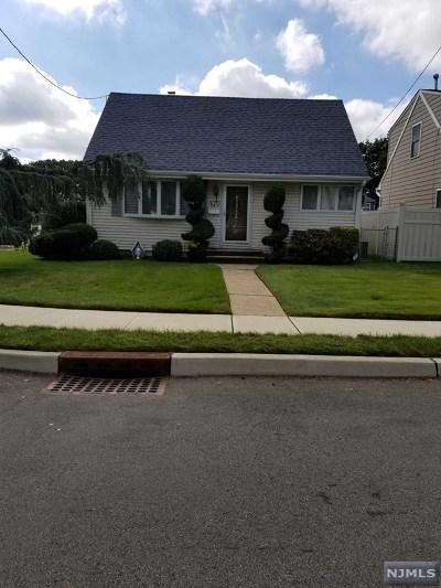 Saddle Brook Single Family Home For Sale: 170 Cambridge Avenue