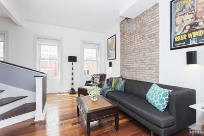 Hudson County Condo/Townhouse For Sale: 234 9th Street #7