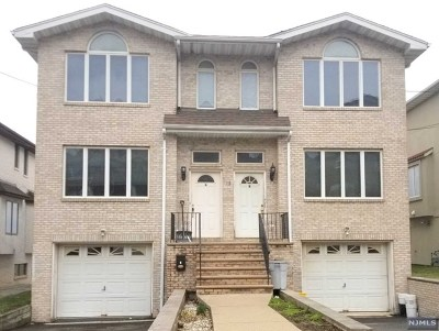 Palisades Park Condo/Townhouse For Sale: 213 11th Street #A