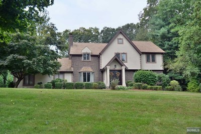 Mahwah Single Family Home For Sale: 2 Watch Hill Road