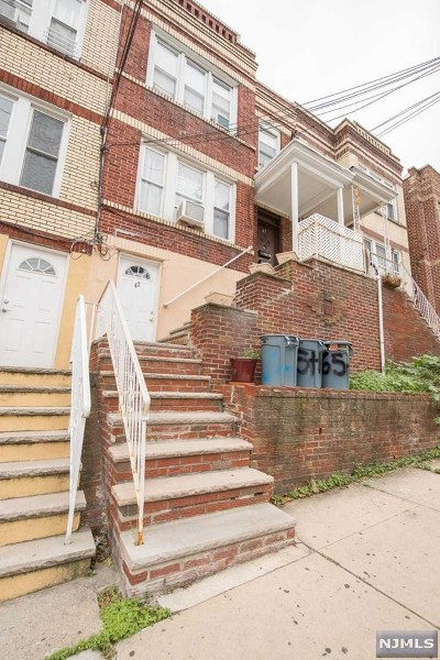 West New York Multi Family 2-4 For Sale: 47 65th Street