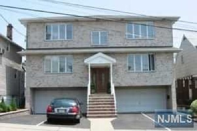 Fairview Condo/Townhouse For Sale: 489d Jersey Avenue