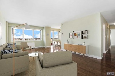 West New York Condo/Townhouse For Sale: 6600 Boulevard East #21k