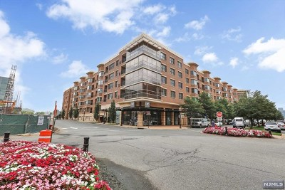 West New York Condo/Townhouse For Sale: 20 Ave At Port Imperial #335