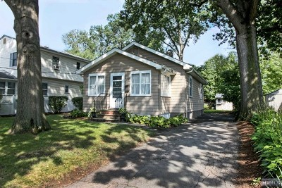 New Milford Single Family Home For Sale: 261 Cedar Road