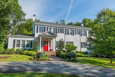 Florham Park Borough Single Family Home For Sale: 244 Brooklake Road