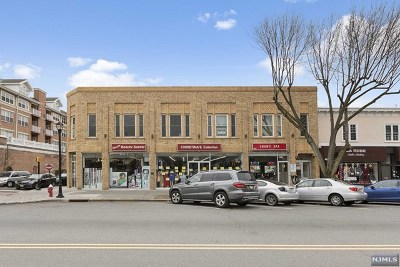 Englewood Commercial For Sale: 40 West Palisade Avenue
