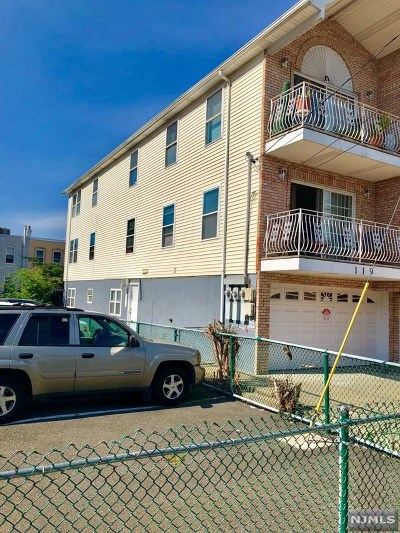 West New York Multi Family 2-4 For Sale: 119 58th Street