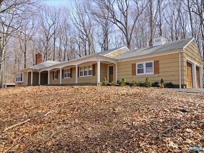 Saddle River Single Family Home For Sale: 11 Dogwood Drive