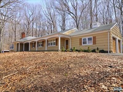Saddle River Single Family Home For Sale: 11 Dogwood Drive