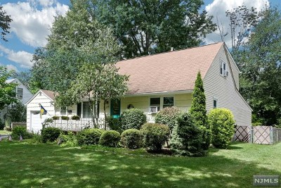 Paramus Single Family Home For Sale: 156 Spring Lane