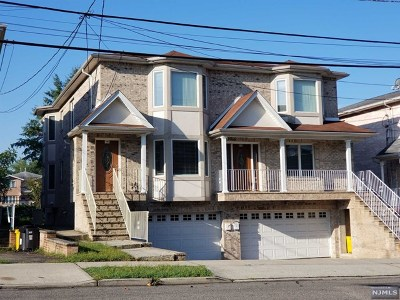 Palisades Park Condo/Townhouse For Sale: 54b Henry Avenue #2