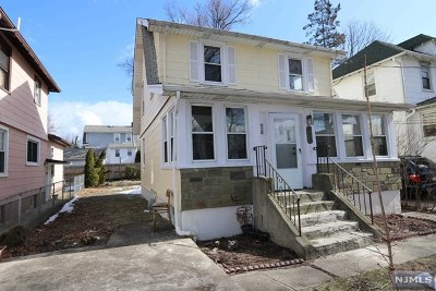 Leonia Single Family Home For Sale: 423 Washington Terrace
