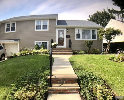 Clifton Single Family Home For Sale: 109 Howard Avenue