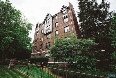 Englewood Condo/Townhouse For Sale: 100 East Palisade Avenue #C24