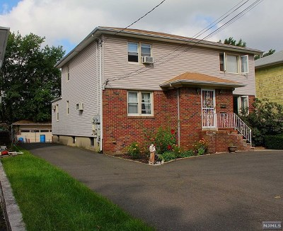 Rutherford Multi Family 2-4 For Sale: 304 Riverside Avenue