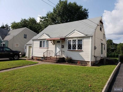 Fair Lawn Single Family Home For Sale: 1-11 Lambert Road