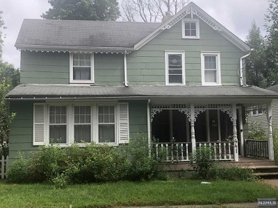 Ridgewood Single Family Home For Sale: 441 Northern Parkway