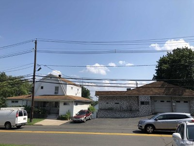 Hasbrouck Heights Residential Lots & Land For Sale: 510 Terrace Avenue