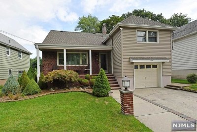 Hasbrouck Heights NJ Single Family Home For Sale: $415,000