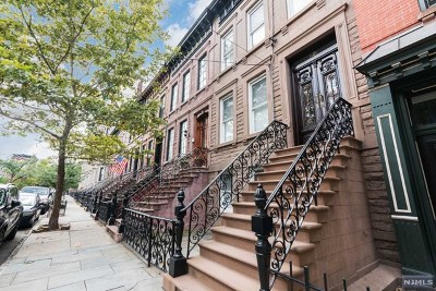 Hoboken Single Family Home For Sale: 1126 Park Avenue