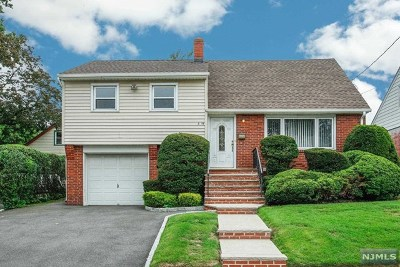 Fair Lawn Single Family Home For Sale: 3-15 Kenneth Avenue