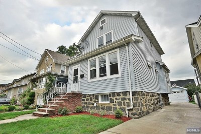 Cliffside Park Single Family Home For Sale: 365 Lincoln Avenue