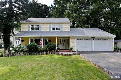 Park Ridge Single Family Home For Sale: 135 Spring Valley Road