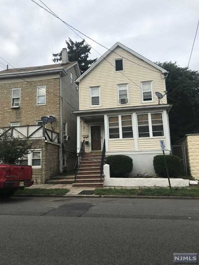 New Brunswick NJ Single Family Home For Sale: $185,000