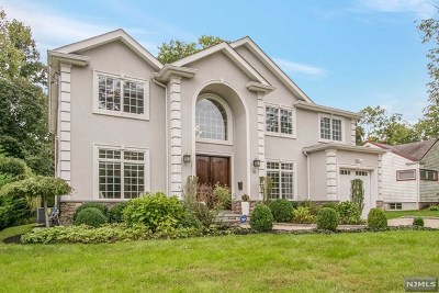 Cresskill Single Family Home For Sale: 36 Mountainview Road