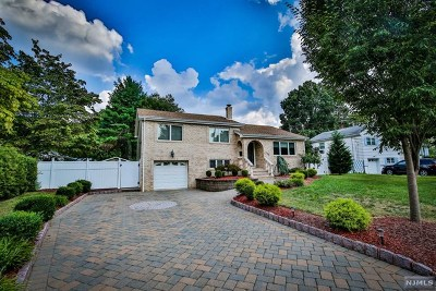 Paramus Single Family Home For Sale: 742 Bush Place