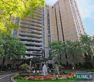 Fort Lee Condo/Townhouse For Sale: 1512 Palisade Avenue #3p