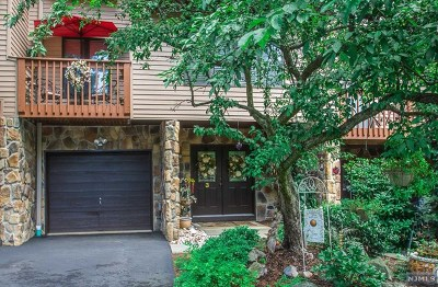 Woodland Park Condo/Townhouse For Sale: 3 Woodland Drive