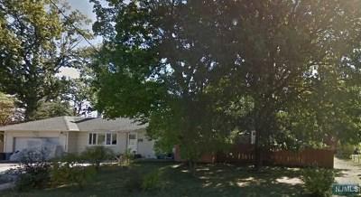 Northvale NJ Single Family Home For Sale: $450,000