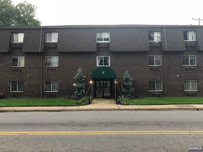 Hackensack NJ Condo/Townhouse For Sale: $135,000