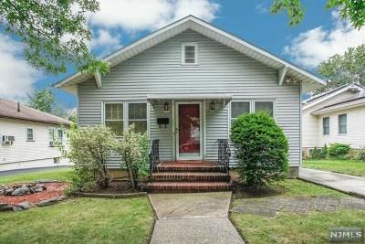 Ridgefield Park NJ Single Family Home For Sale: $350,000