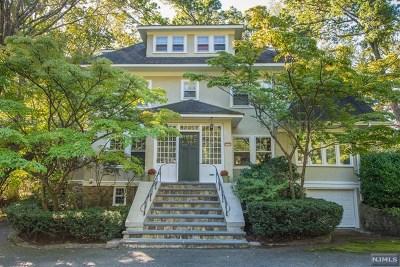 Morris County Single Family Home For Sale: 380 Morris Avenue