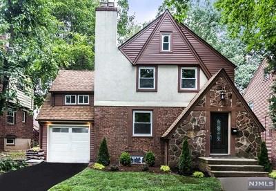 Teaneck Single Family Home For Sale: 171 Herrick Avenue